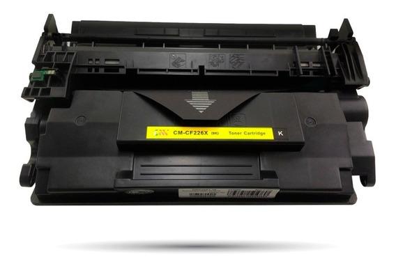 Cartucho Toner Compativel 26x Cf226x M426 M426dw M426fdw