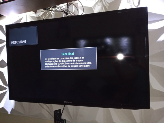 Tv Samsung De Led 40 Polegadas