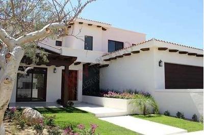 Residencia En Venta En San Jose Del Cabo, Desarrollo La Jolla Casa Ambar