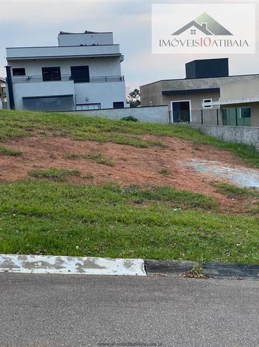 Terrenos Em Condomínio À Venda  Em Atibaia/sp - Compre O Seu Terrenos Em Condomínio Aqui! - 1475726