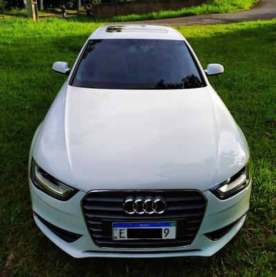 Audi A4 2.0t Ambiente - 2014 - Branco