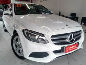 Mb C250 2.0 Avantgarde Turbo 211hp - 2017 - Baixo Km