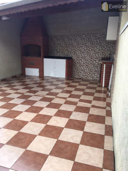 Casa A Venda No Mogi Moderno Com 3 Quartos Sendo 2 Suítes 150m² - A1218