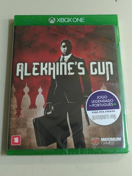 Alekhines Gun - Xbox One - Novo Lacrado - Mídia Física
