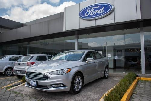 Imagen 1 de 15 de Ford Fusion 2017