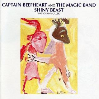 Captain Beefheart & The Magic Band Shiny Beast Bat Chain Cd