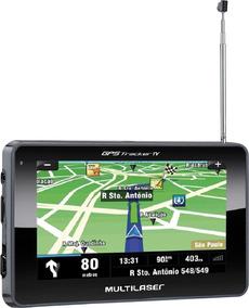 Gps Automotivo Tela 4,3 Tv/fm Dig Multilaser Leia Descrição