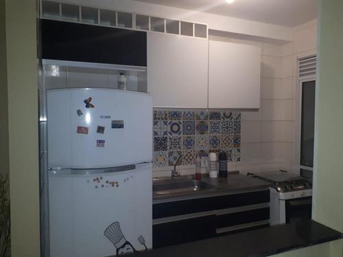 Apartamento Com 3 Dormitórios À Venda, 55 M² Por R$ 245.000,00 - Ponte Grande - Guarulhos/sp - Ap0051