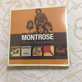 Montrose Original Album Series 5 Cds Lacrado