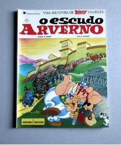 Asterix - O Escudo Arverno