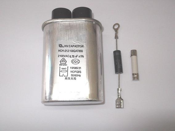 Manutenção Microondas Electrolux Modelos Mef33 Mef28