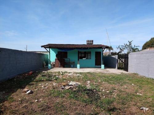 Imagem 1 de 9 de Linda Edícula No Bairro Tupy Em Itanhaém Litoral - 6388