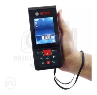 Medidor De Distancias Laser Bosch Glm120 C Metros