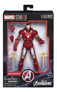 Marvel Studios -legends Series The First Ten Years Iron Man
