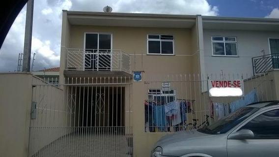 Sobrado Para Venda Em São José Dos Pinhais, Ouro Fino, 3 Dormitórios, 1 Suíte, 2 Banheiros, 1 Vaga - L544