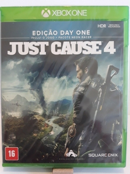 Game Just Cause 4 Edição Day One - Xbox One