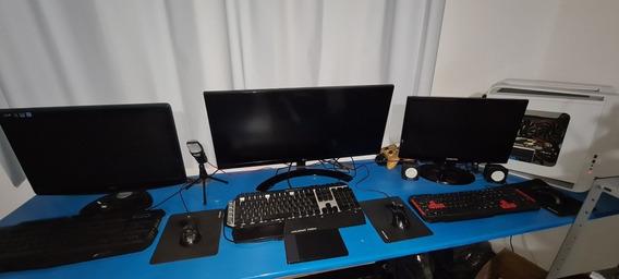 Computador Gamer I7 16gb Gtx1080 Ssd