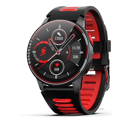 Imagem 1 de 10 de Relógio Smart  S20 Active Fitness -full Touch Screen
