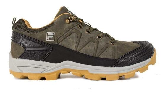 Zapatillas Fila Mount Low Trail Envíos A Todo El País Gratis