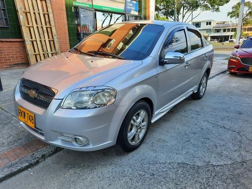 Chevrolet Aveo Emotion 2012 1.6 Gt