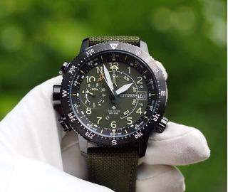 Reloj Citizen Eco-drive Altichron Bn4045 Cuotas Sin Interés