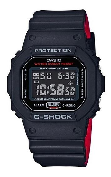 Relógio Masculino Casio Gshock Squad Dw-5600hr-1dr
