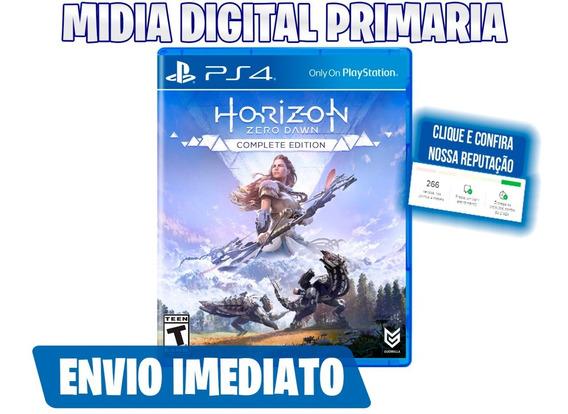 Horizon Zero Dawn: Complete Edition Português Ps4 1 Digital