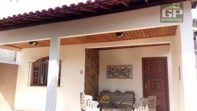 Casa Residencial Para Locação, Bento Ribeiro, Rio De Janeiro. - Ca0143