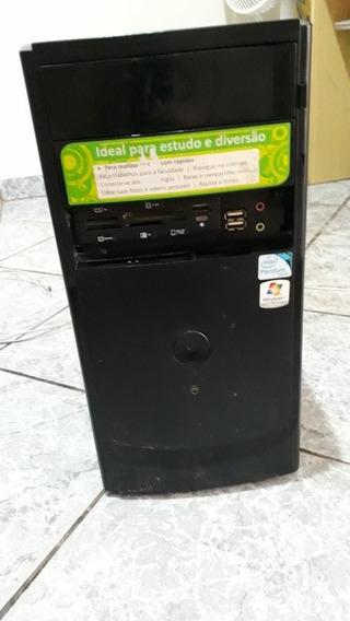 Computador Intel Dual Core 2gb Hd32gb