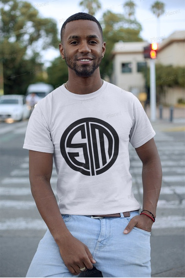 Remera Tsm E-sports Team Solomid Fortnite