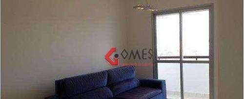 Apartamento À Venda, 65 M² Por R$ 300.000,00 - Santa Terezinha - São Bernardo Do Campo/sp - Ap2787