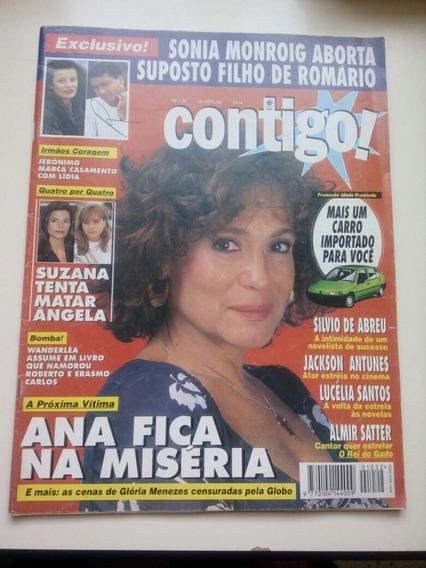 Contigo 1022 Susana Vieira Lidia Brondi Sylvester Stallone