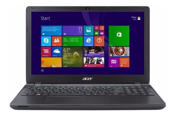 Notebook Acer E5-i7 2.0 Ghz/8gb/1tb/ Dvdrw/15.6 Touch/ W8.1
