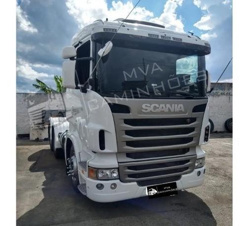 Caminhão Scania R440 6x2  T