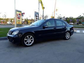 Mercedes Benz Clase C 2.0 C200 Kompressor Classic 2004