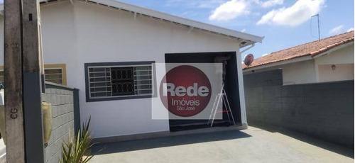 Imagem 1 de 6 de Casa Com 2 Dormitórios À Venda, 75 M² Por R$ 195.000,00 - Parque Novo Horizonte - São José Dos Campos/sp - Ca4659