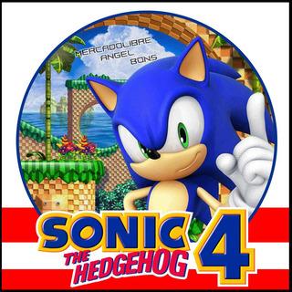 Sonic The Hedgehog 4 Collection Episodio 1 Y 2 No Steam Pc