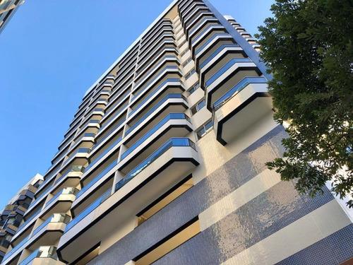 Apartamento Em Centro, Guarapari/es De 55m² 1 Quartos Para Locação R$ 1.600,00/mes - Ap974122