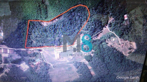 Área À Venda, 80000 M² Por R$ 6.000.000,00 - Botujuru - Mogi Das Cruzes/sp - Ar0005