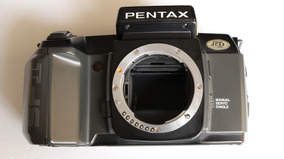 Câmera Fotográfica Analógica Pentax F1