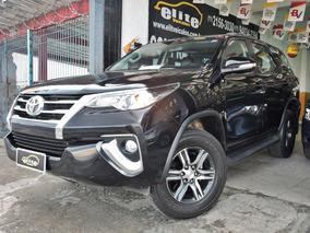 Toyota Hilux Sw4 Automática Flex 2.7 Completa Financiamos
