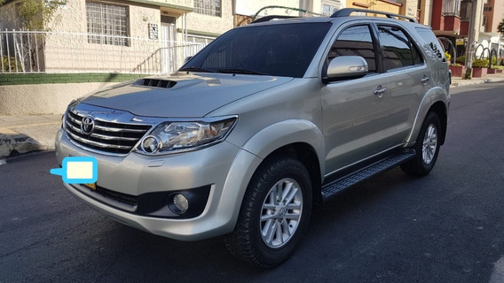 Toyota Fortuner 3.0 Disel 4x4 Automatica 2015