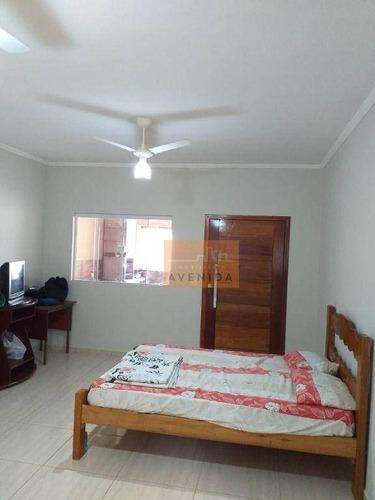 Imagem 1 de 10 de Casa Com 2 Dormitórios À Venda, 70 M² Por R$ 324.000,00 - Jardim Europa - Artur Nogueira/sp - Ca1244