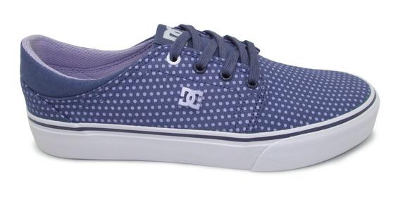 Tenis Dc Shoes Trase Tx Sp Women´s Adjs300206 Pwp Purple