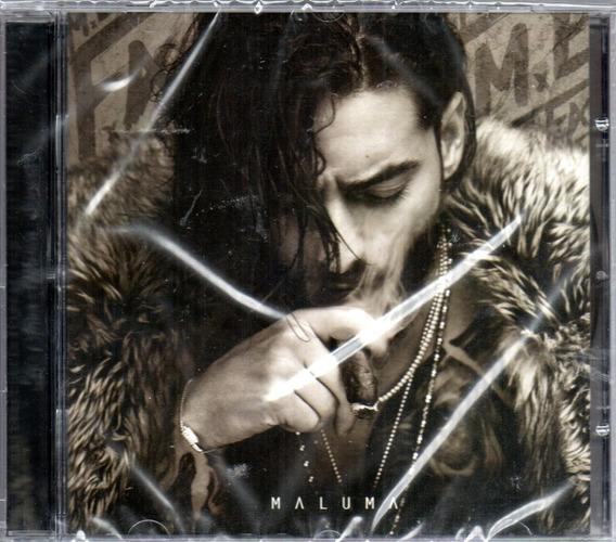Maluma Fame Cd 2018 - Los Chiquibum