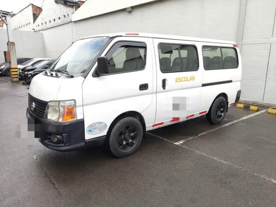Nissan Urvan 2008 5 Puertas Papeles Al Dia, 37,5 Millones