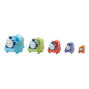 Thomas E Seus Amigos Trenzinhos De Encaixar - Mattel
