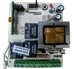 Central Compatec Rqc 08st 299mhz -com Borne+capacitor 10uf