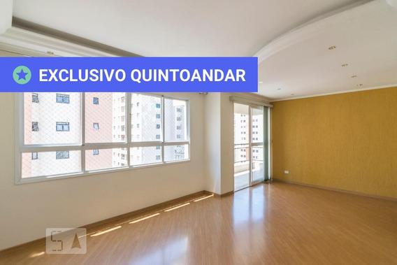 Apartamento No 10º Andar Com 3 Dormitórios E 2 Garagens - Id: 892993046 - 293046