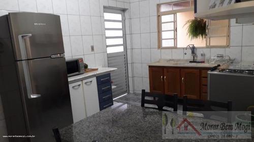 Imagem 1 de 15 de Sobrado Para Venda Em Mogi Das Cruzes, Vila Rei, 2 Dormitórios, 1 Banheiro, 2 Vagas - 3457_1-1384596